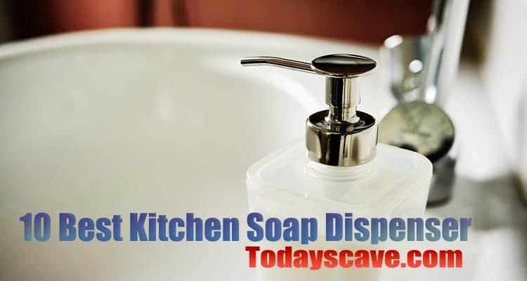 best kitchen soap dispenser