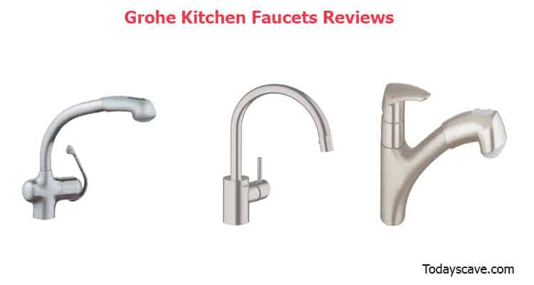 Grohe Kitchen Faucets Reviews 2019 Top Picks Amp Guide