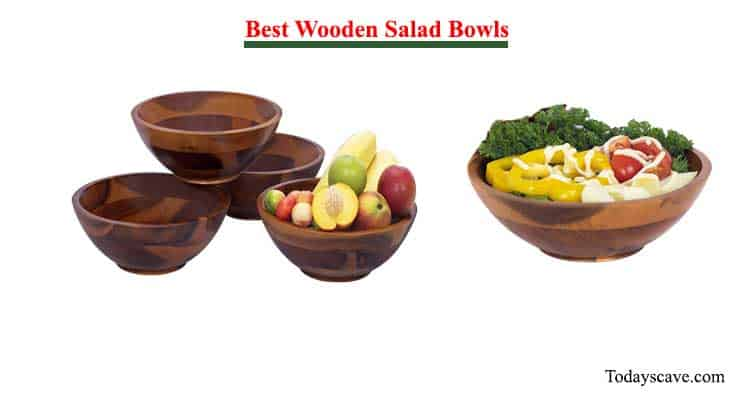 best wooden salad bowls